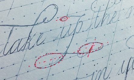 Flourishing Tricks for Calligraphy 02