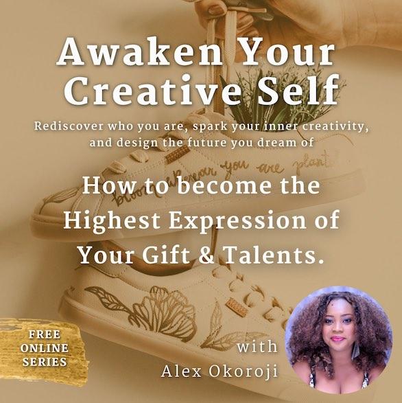 Awaken Your Creative Self Alex Okoroji