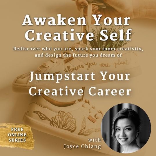 Awaken Your Creative Self Joyce Chiang