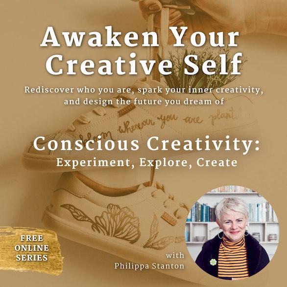 Awaken Your Creative Self Philippa Stanton