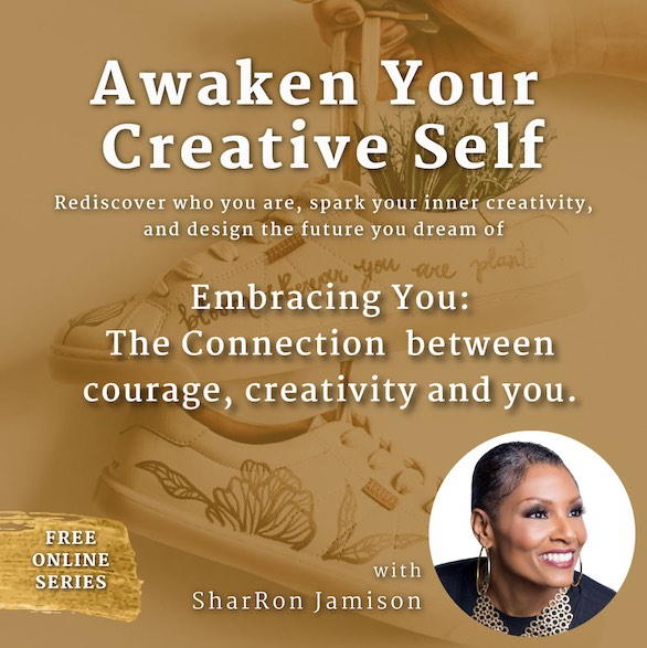 Awaken Your Creative Self SharRon Jamison