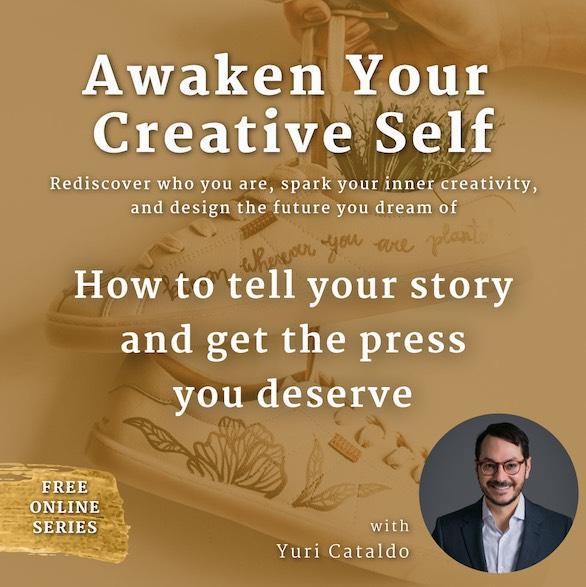 Awaken Your Creative Self Yuri Cataldo