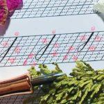 Copperplate Calligraphy descender loop